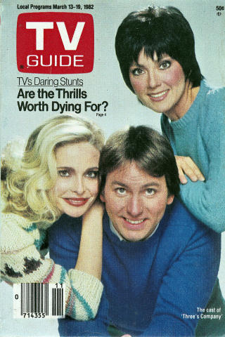 TV Guide March 13, 1982