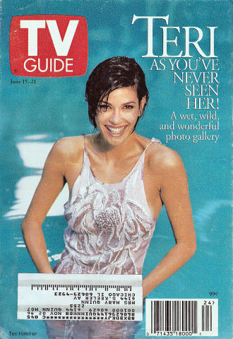 TV Guide June 15, 1996