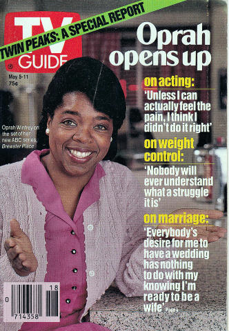 TV Guide May 5, 1990