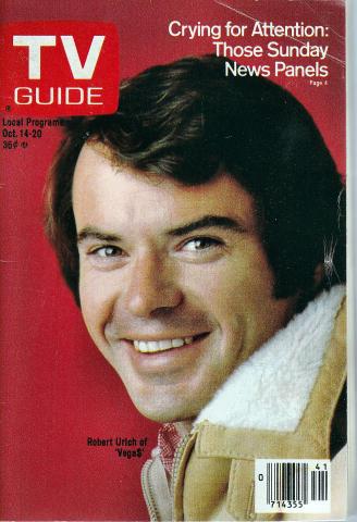 TV Guide October 14, 1978