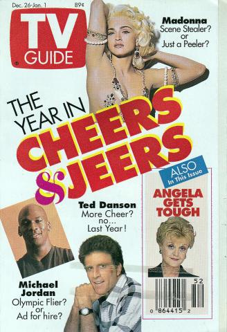 TV Guide December 26, 1992