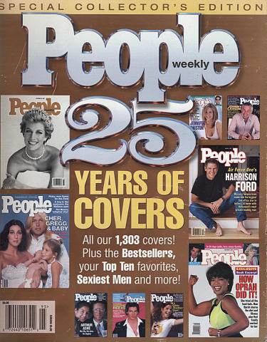 People 25 Years Of Covers