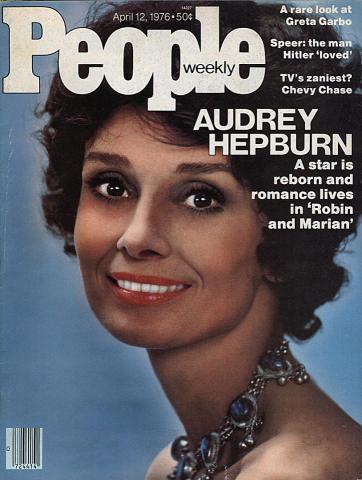 People Magazine April 12, 1976