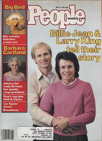 People Magazine May 25, 1981