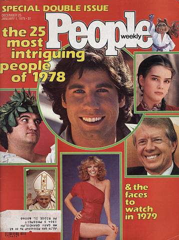 People 25 Most Intriguing People of 1978