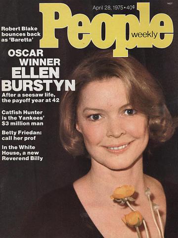 People Magazine April 28, 1975