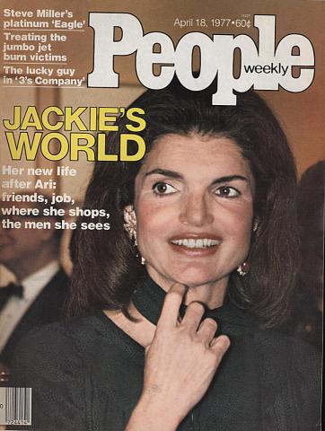 People Magazine April 18, 1977