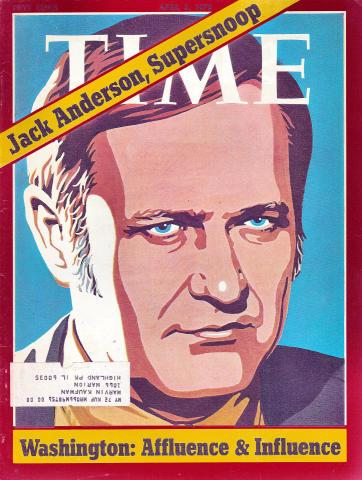 Time Magazine April 3, 1972