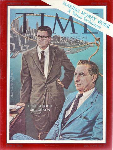Time Magazine June 16, 1961