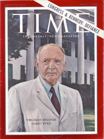 Time Magazine August 17, 1962