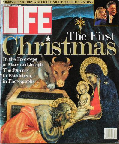 LIFE Magazine December 1992