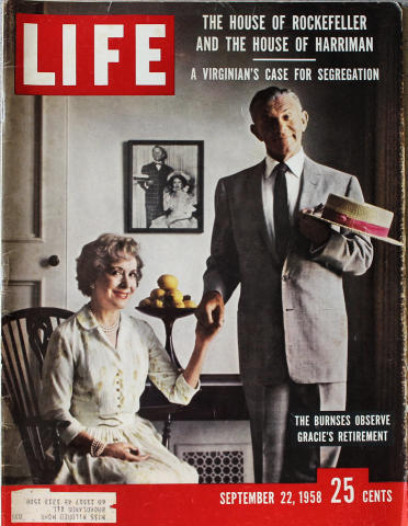 LIFE Magazine September 22, 1958