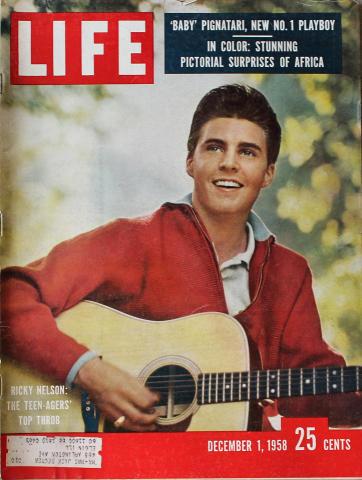 LIFE Magazine December 1, 1958