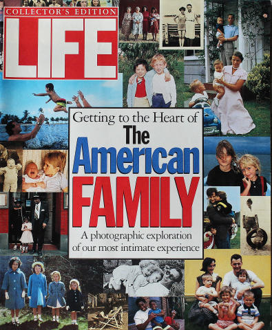 LIFE American Family Collectors Edition 1992