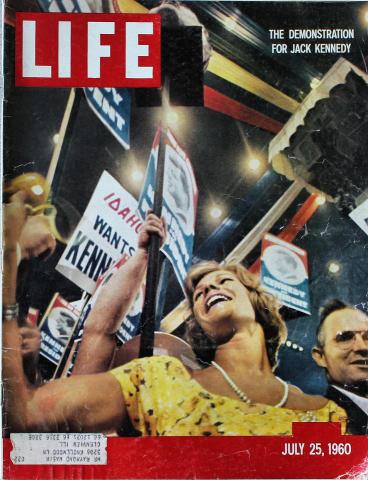 LIFE Magazine July 25, 1960