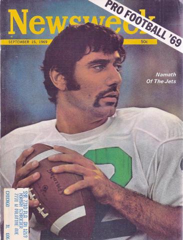 Newsweek Magazine September 15, 1969