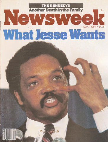 Newsweek Magazine May 7, 1984