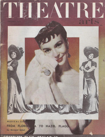Theatre Arts Magazine February 1953