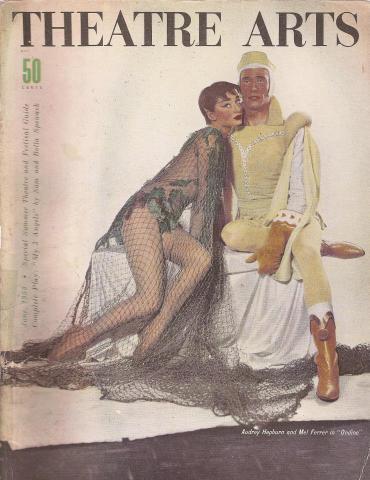 Theatre Arts Magazine June 1954