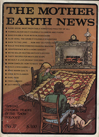 The Mother Earth News