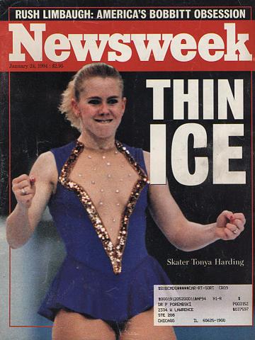 Newsweek Magazine January 24, 1994
