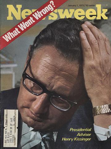 Newsweek Magazine January 1, 1973