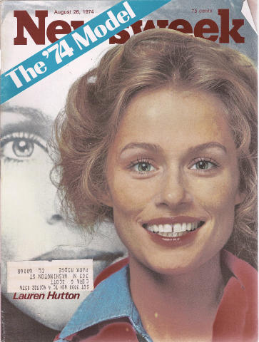 Newsweek Magazine August 26, 1974