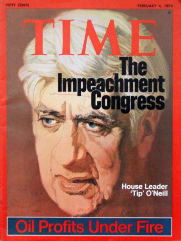 Time Magazine February 4, 1974