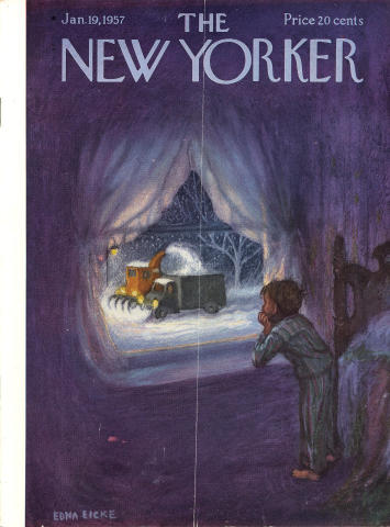 The New Yorker January 19, 1957