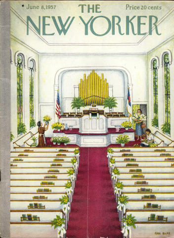 The New Yorker June 8, 1957