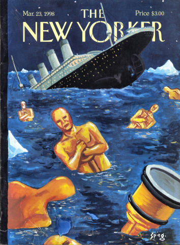 The New Yorker March 23, 1998