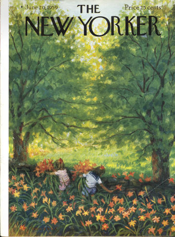 The New Yorker June 20, 1959