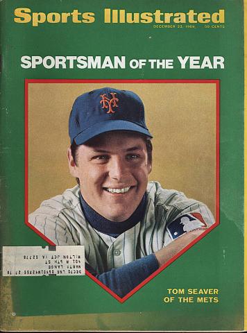 Sports Illustrated December 22, 1969