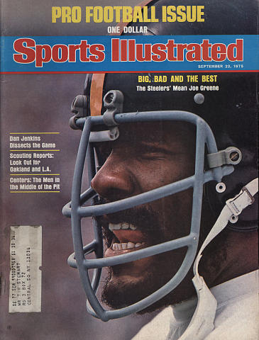 Sports Illustrated September 22, 1975