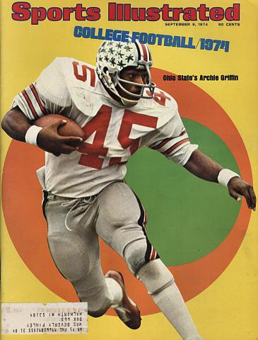 Sports Illustrated September 9, 1974