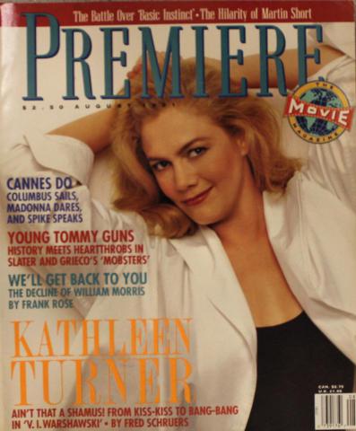 Premiere Magazine August 1, 1991