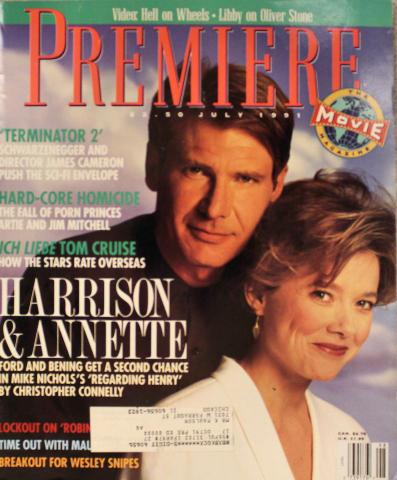 Premiere Magazine July 1, 1991