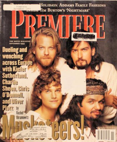 Premiere Magazine November 1, 1993