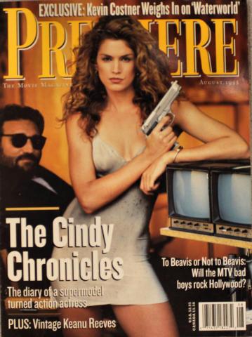 Premiere Magazine August 1, 1995