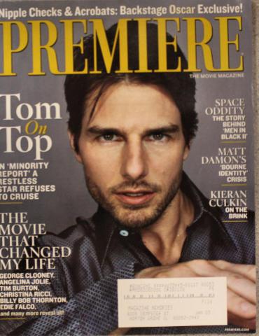 Premiere Magazine July 1, 2002