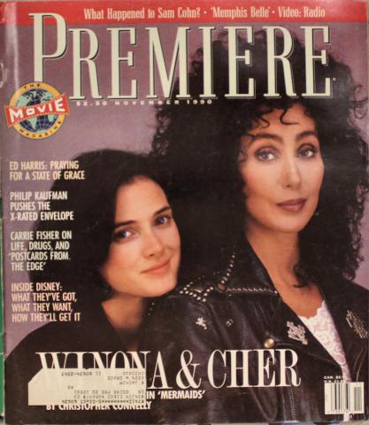 Premiere Magazine November 1, 1990