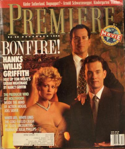 Premiere Magazine December 1, 1990