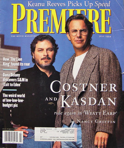 Premiere Magazine July 1, 1994