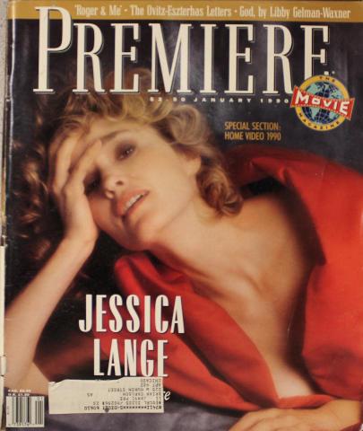 Premiere Magazine January 1, 1990
