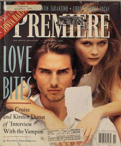 Premiere Magazine November 1, 1994