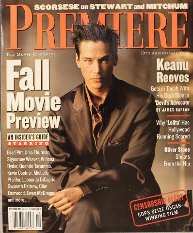 Premiere Magazine September 1, 1997