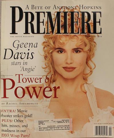 Premiere Magazine February 1, 1994