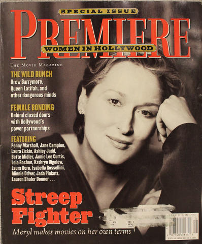 Premiere Special Issue: Women In Hollywood