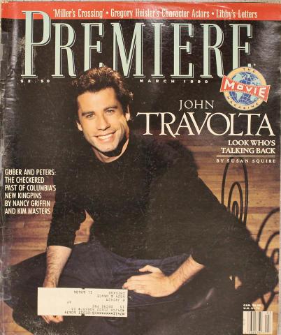 Premiere Magazine March 1, 1990