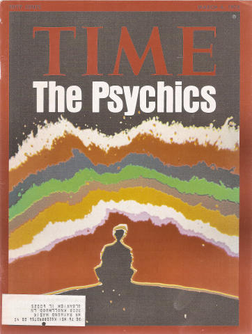 Time Magazine March 4, 1974